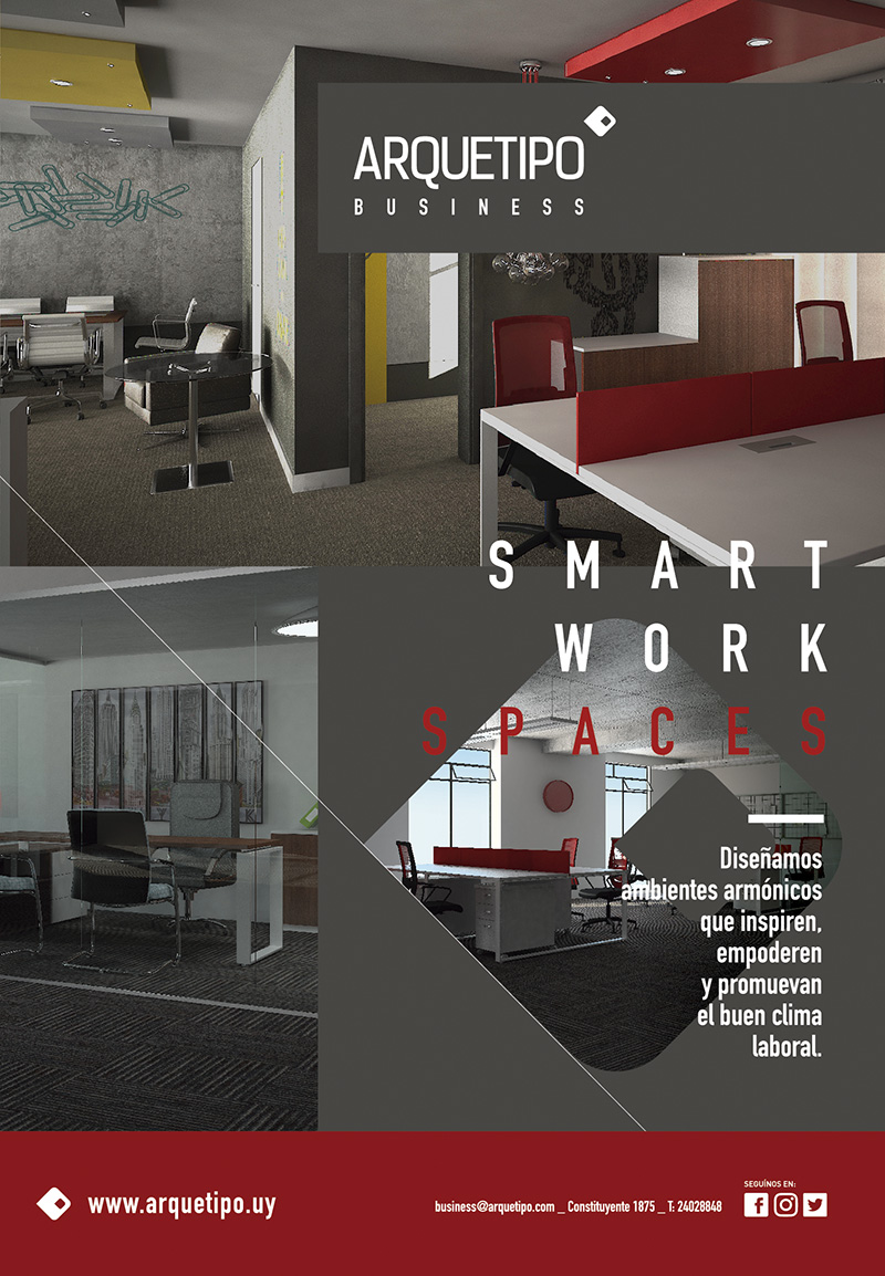 SMART WORK SPACES