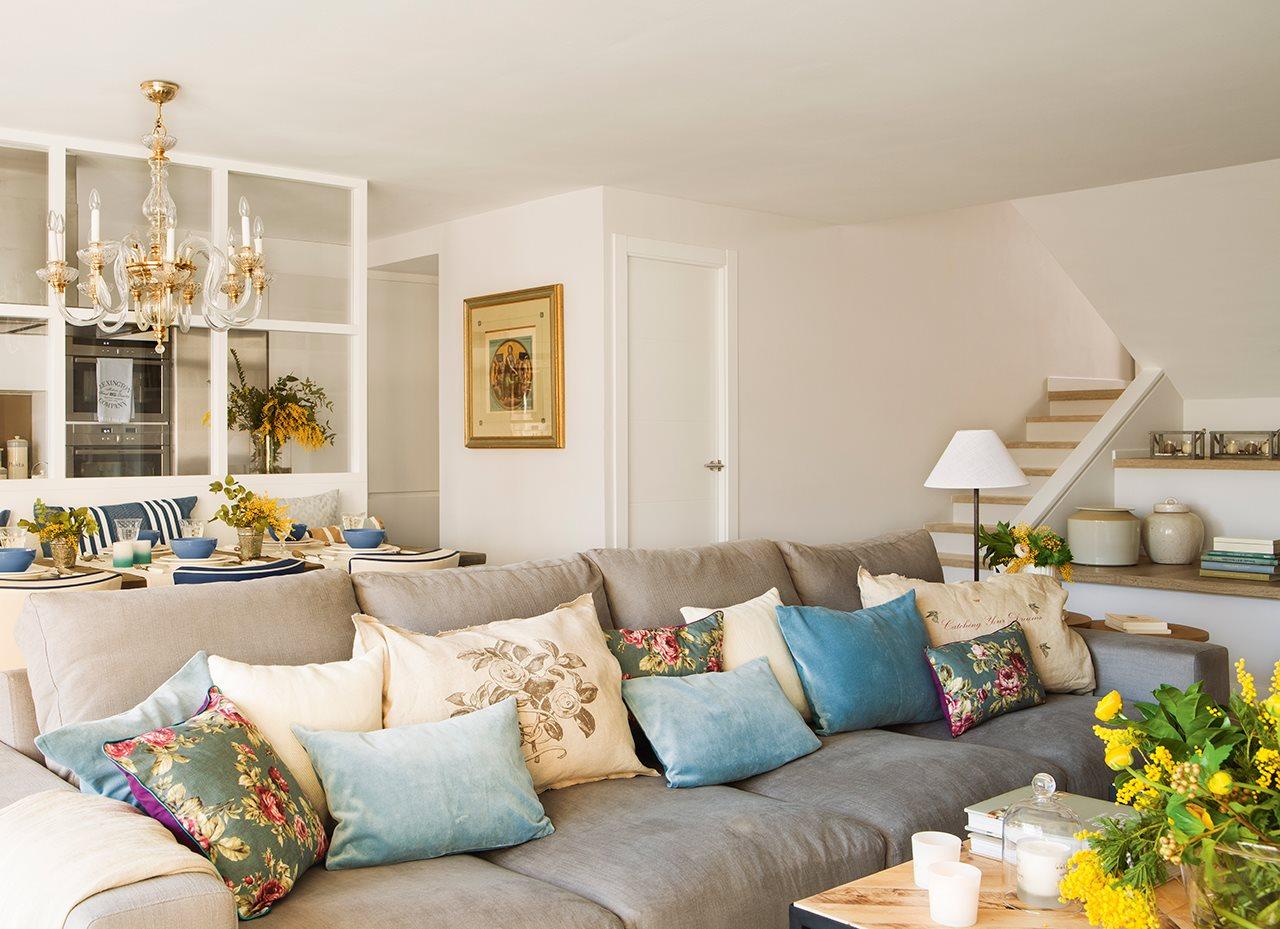 Colores para atraer la buena energía en el hogar