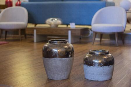 Vasija cerámica Candia