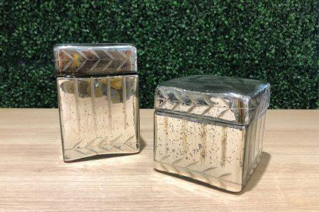 Caja de vidrio