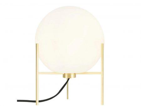 Luminaria de mesa globo