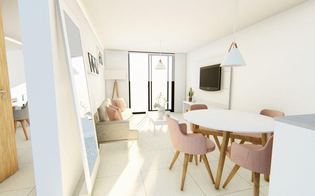 Apartamento juvenil